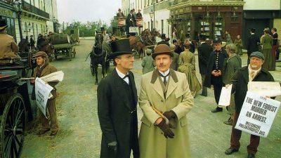 نگاهی دوباره به سریال «ماجراهای شرلوک هولمز» / شخصیتهایی که فراتر از داستانهای آرتور کانن دویل هستند
